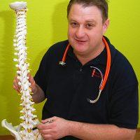 DAGC-Chiropraktiker Hendrik Bellmann