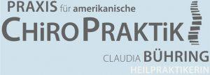 Logo von DAGC-Chiropraktikerin Claudia Bühring