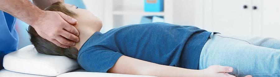 Chiropraktik für Kinder