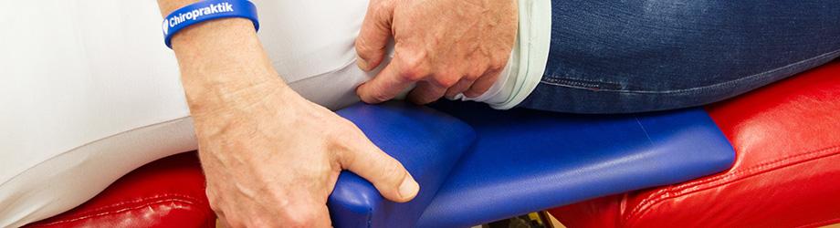 Justierung in der Chiropraktik