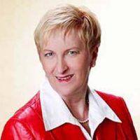 DAGC-Chiropraktikerin Eva-Maria Hohmann