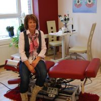 DAGC-Chiropraktikerin Gisela Unbehauen