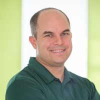 DAGC-Chiropraktiker Julian Halkon