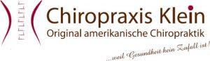 Frauke Klein DAGC Chiropraktikerin Logo