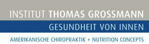 Logo Logo Chiropraktik Institut Thomas Grossmann