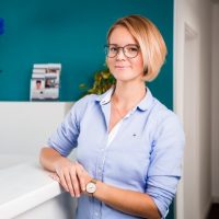 DAGC-Chiropraktikerin Janina Lehre