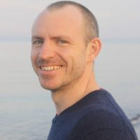 DAGC-Chiropraktiker Aidan Hogan