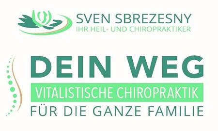 DAGC-Chiropraktiker Sven Sbrezesny Logo