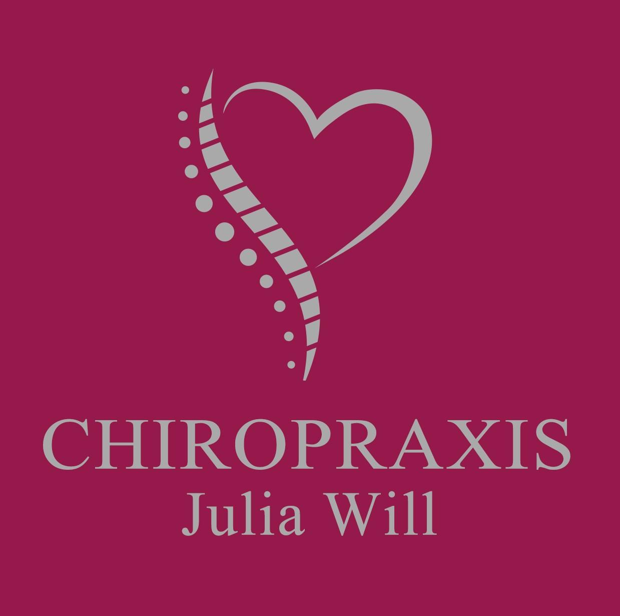 Logo der DAGC-Chiropraktikerin Julia Will