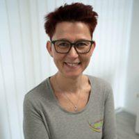 DAGC-Chiropraktikerin Andrea Seiler