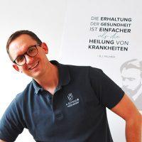 DAGC-Chiropraktiker Adrian Schraub